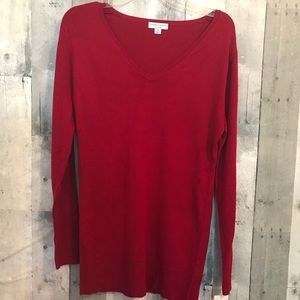 NWT Liz Lange maternity for target size M sweater